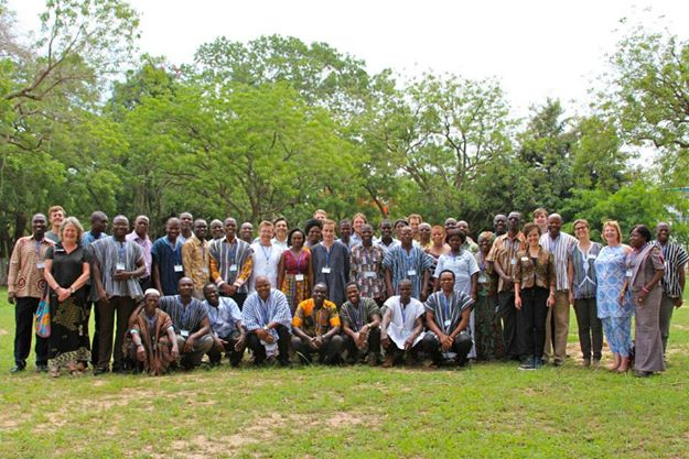 The workshop ran from the 14 - 16 April 2014 in the GIMPA conference centre in Accra, Ghana with 60 participants.